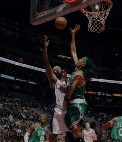 篮球比赛各种亮点
