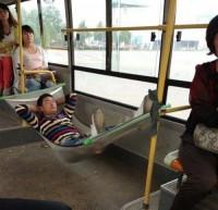 公交车上要这样睡觉