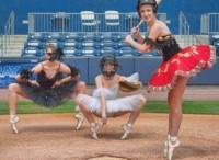 这是芭蕾棒球吗