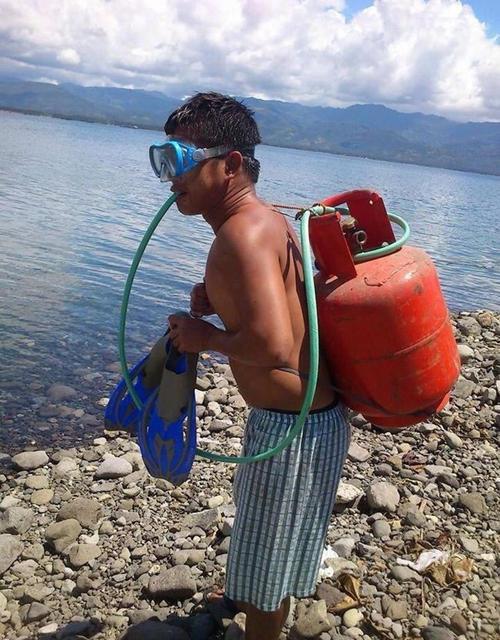 哪里买的潜水器啊