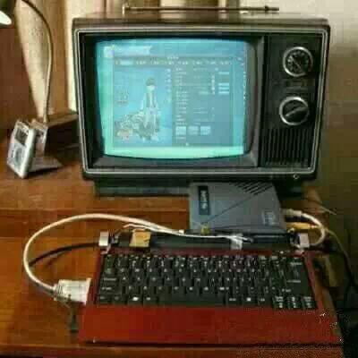 这才是玩QQ飞车的电脑