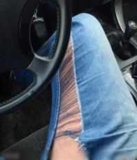 今年夏季新款牛仔裤