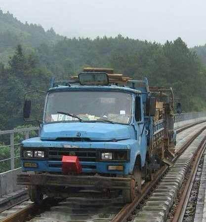 这是新型火车吗