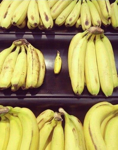 香蕉小了总被嫌弃