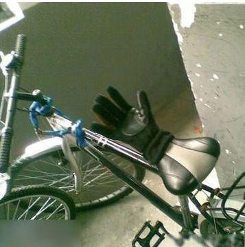 新款自行车坐垫
