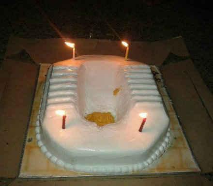 """这绝对是""""屎""""上最恶心的蛋糕"""